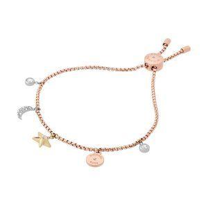 Michael Kors Crystal Celestial Charms Bracelet